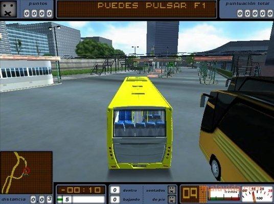 Bus Driver Demo