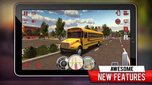 Bus Simulator 17 iPhone image 5