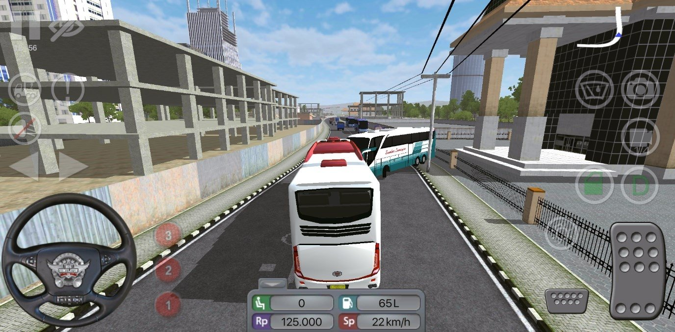 cara download game ets2 bus simulator
