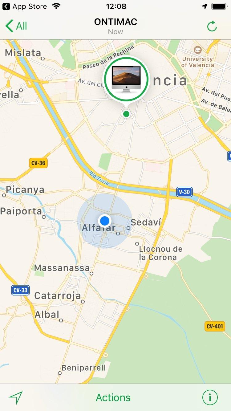 localisation iphone 7 Plus gratuit