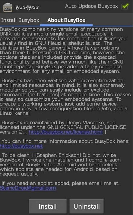 BusyBox Android image 4