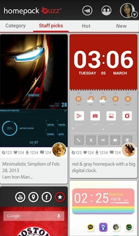 Buzz Launcher 1 9 7 07 - Download for Android APK Free