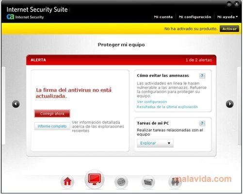 CA AntiVirus Plus Anti-Spyware 2010