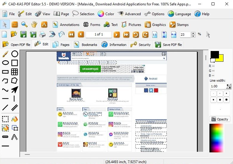 adobe acrobat pdf editor portable