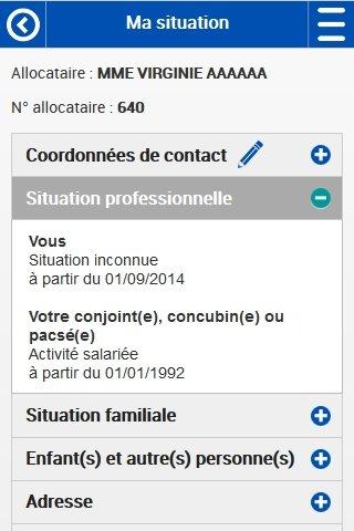 Caf Mon Compte 1 1 1 Telecharger Pour Android Apk Gratuitement