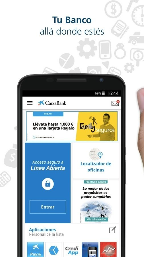 CaixaBank Android image 8