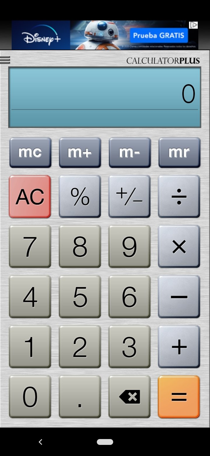 Calculator Plus Android image 4