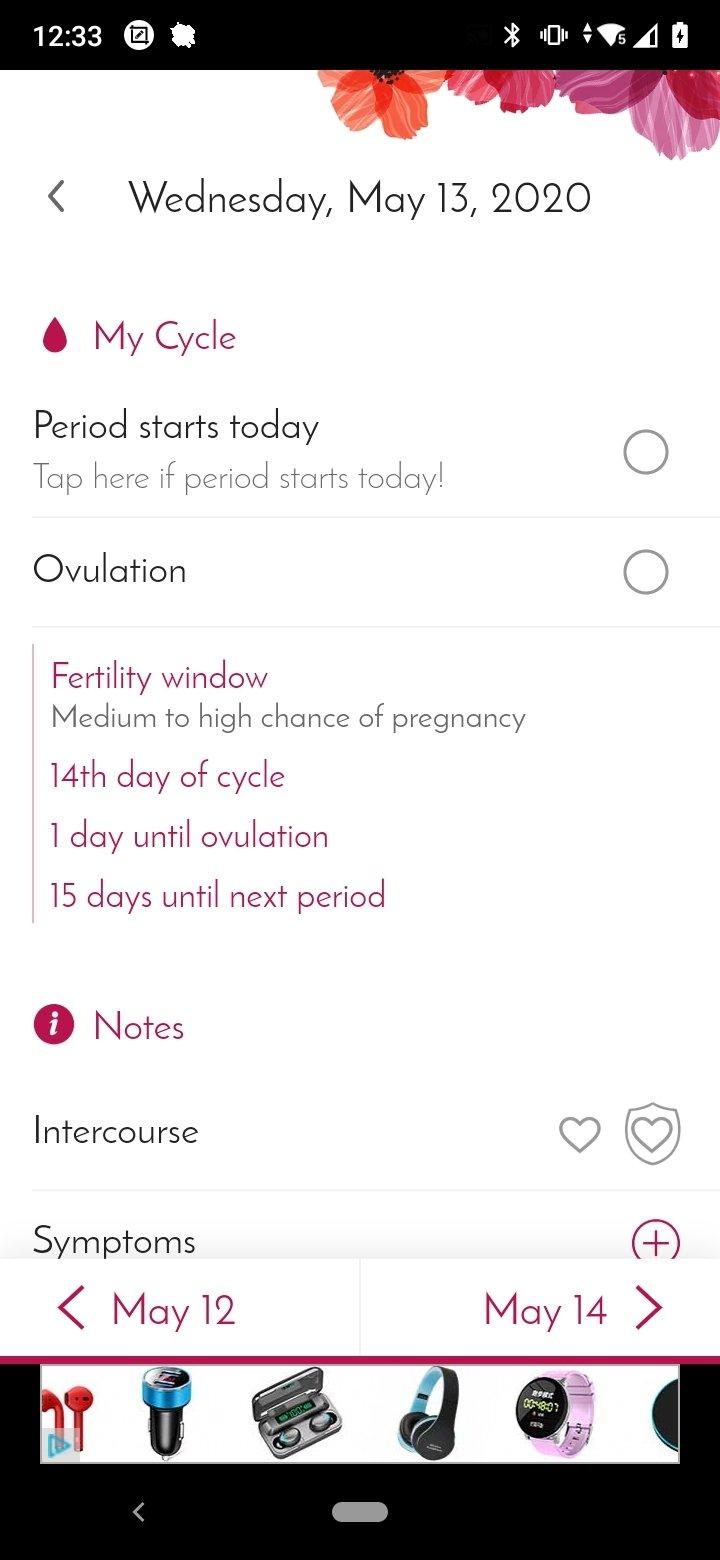 calendrier menstruel premium.apk