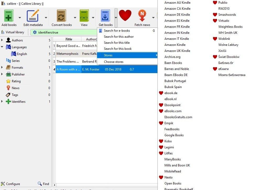 Calibre Portable 3 46 0 - Download for PC Free