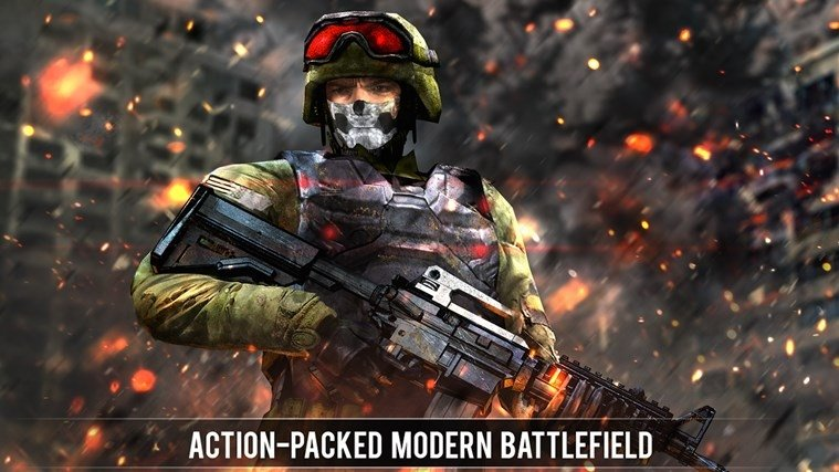 Call of Dead: Modern Duty Hunter & Combat Trigger image 7