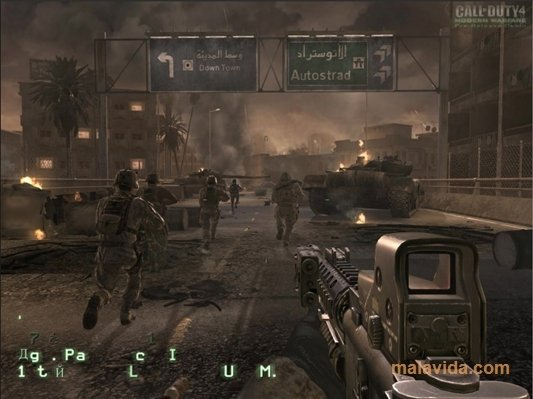 call of duty 4 modern warfare free download for pc windows 7
