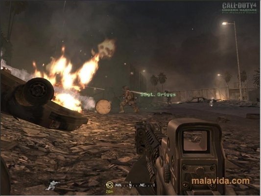Call of Duty 4 Modern Warfare - Download for PC Free