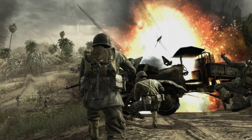 Hintergrundbilder Von Call Of Duty: Download Call Of Duty 5 World At War Für PC
