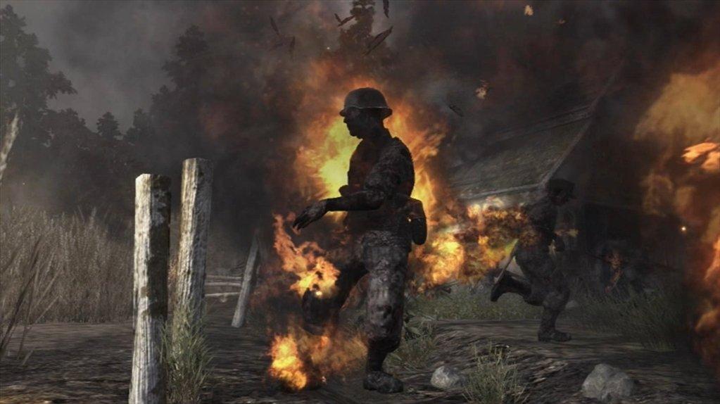 Call of duty 5: world at war osx paulthetall paulthetall.