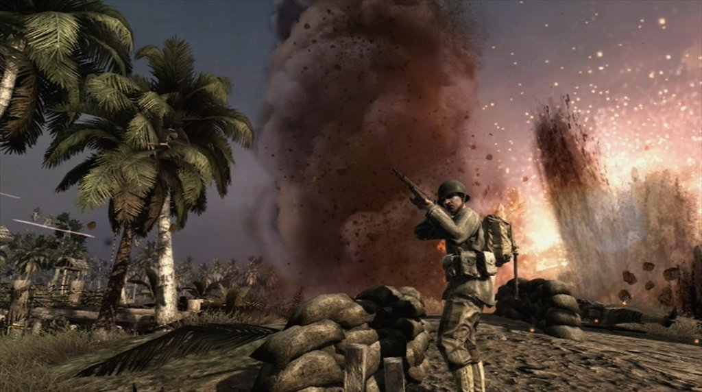 call of duty world at war download