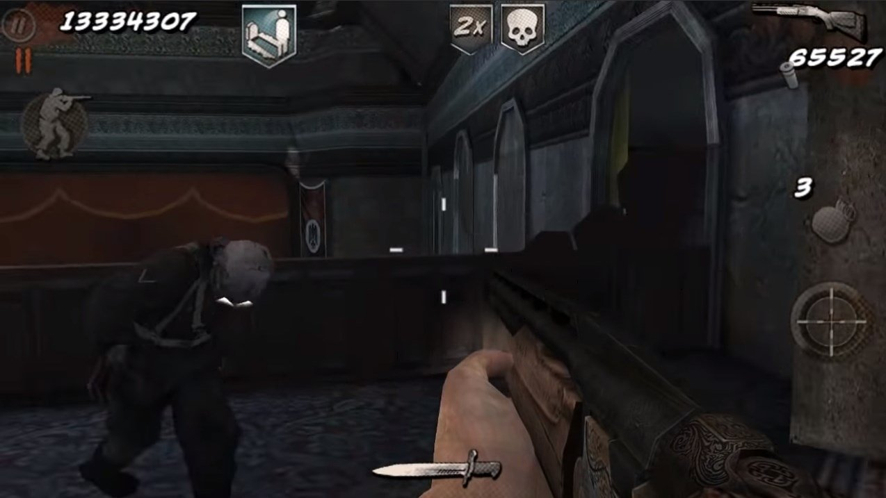 download call of duty zombies apk