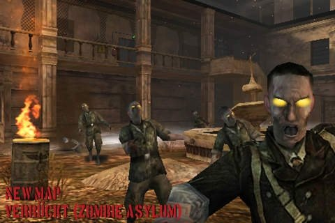 call of duty world at war zombies android apk descargar