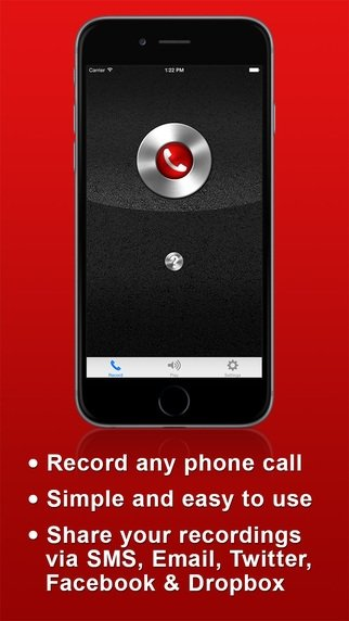 Call Recorder iPhone image 4