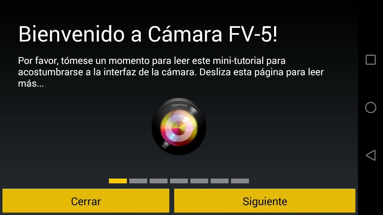 Camera FV-5 Android image 8