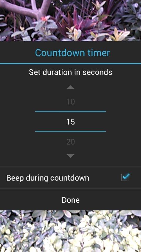 HD Camera Android image 4