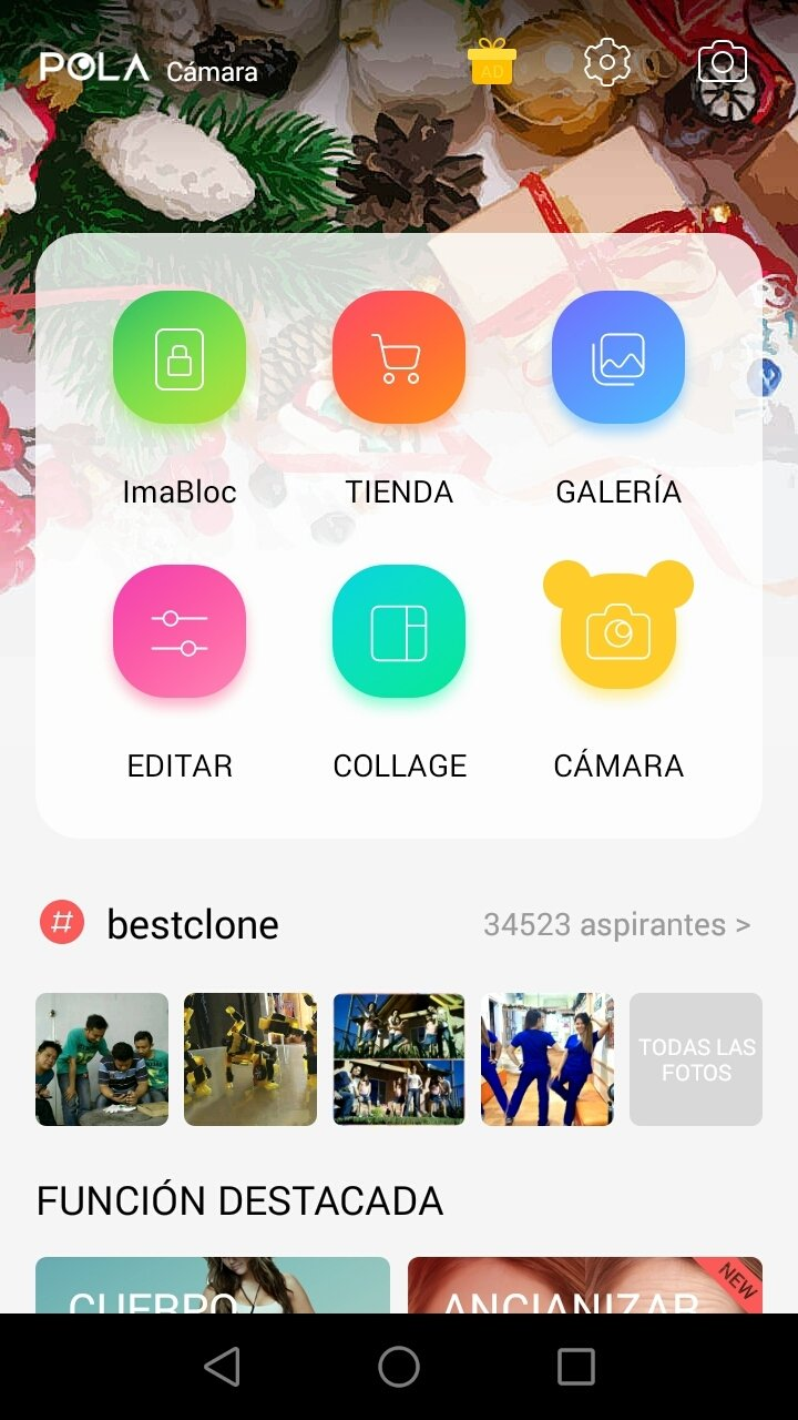 appareil photo pola apk