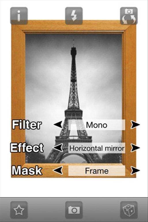 Camera illusion iPhone image 3