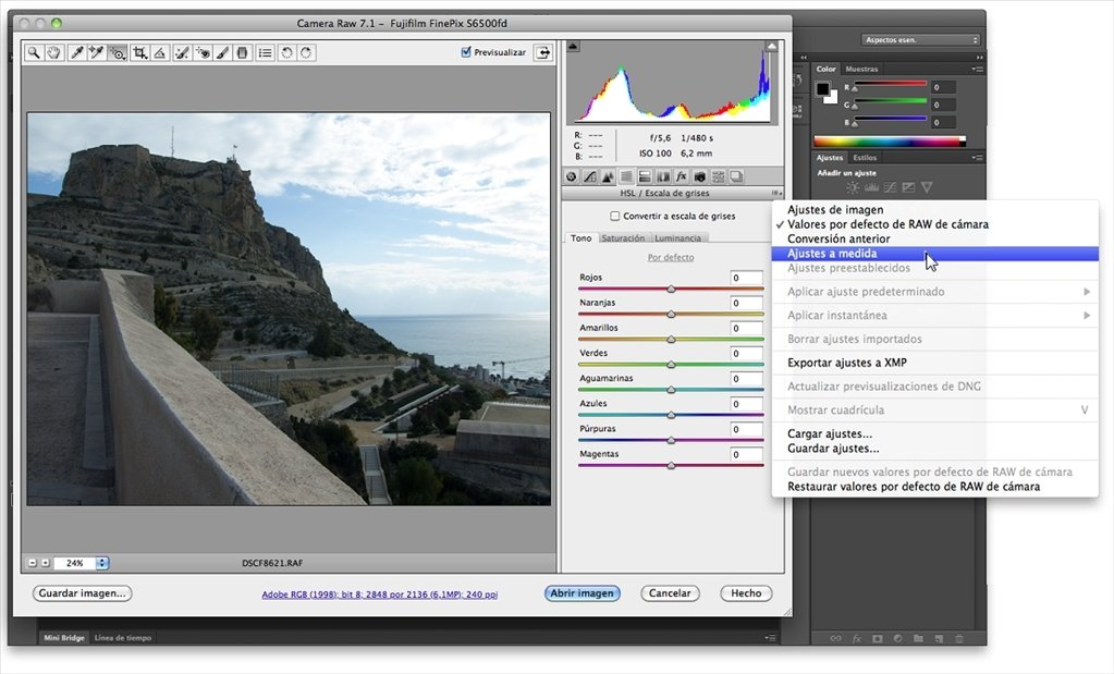 Camera Raw 7 1 Update - Download for Mac Free
