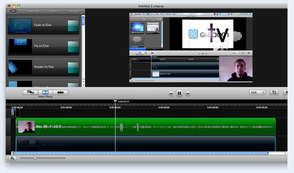 camtasia for mac free download