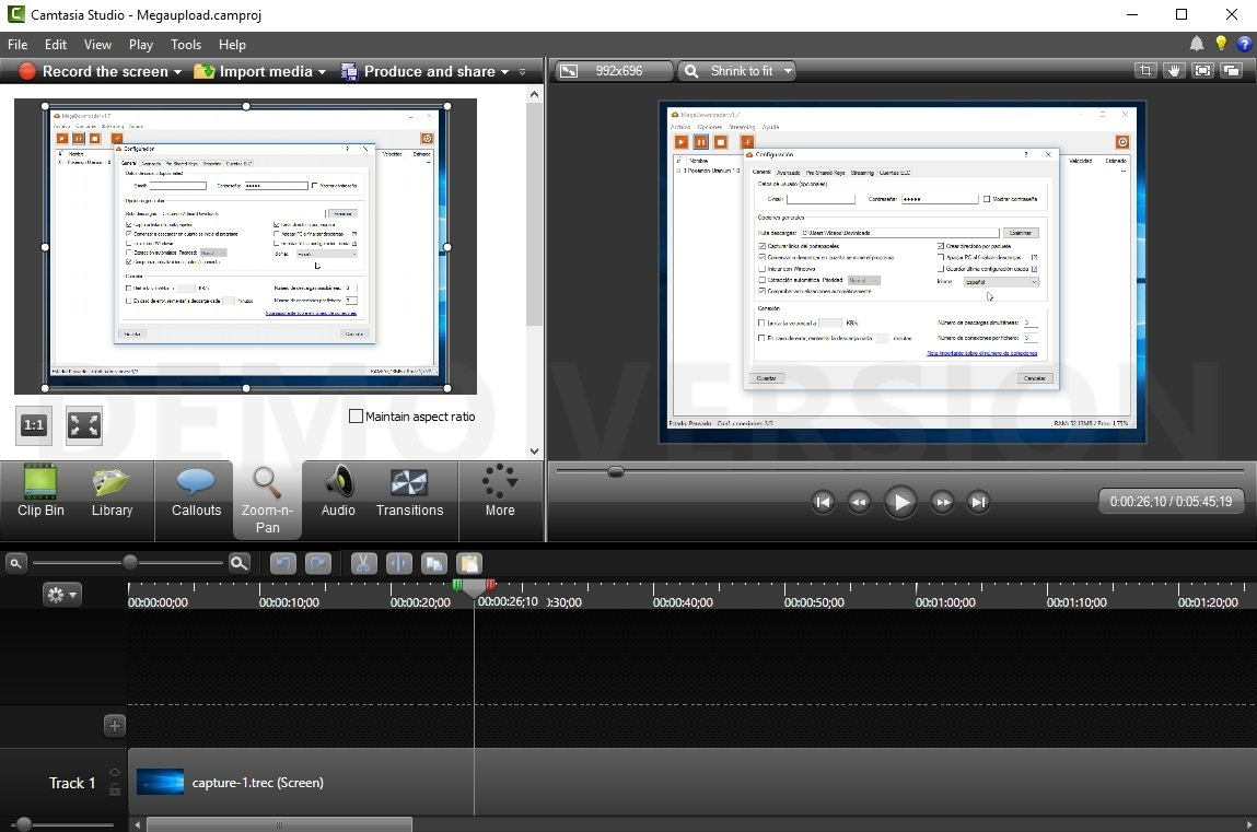 Camtasia recorder free download for windows 7