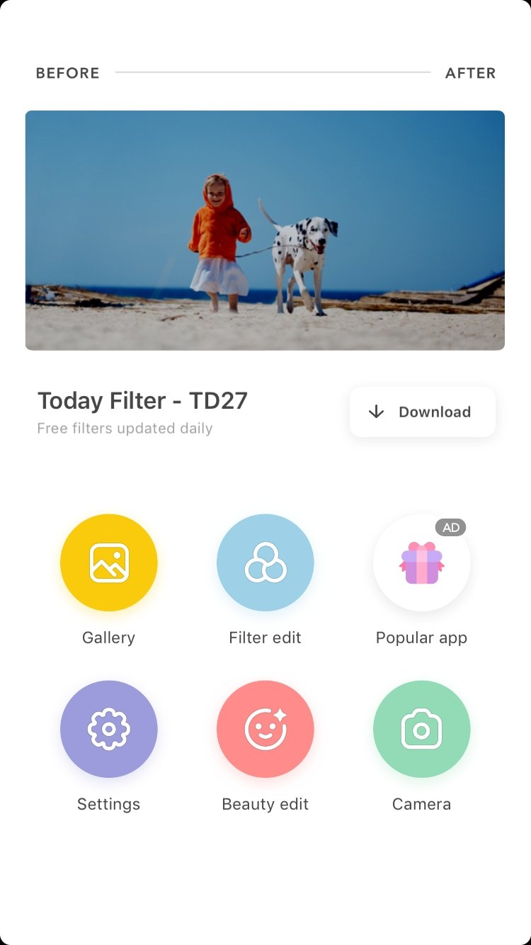 Download Candy Camera 3.0.2 iPhone - Free