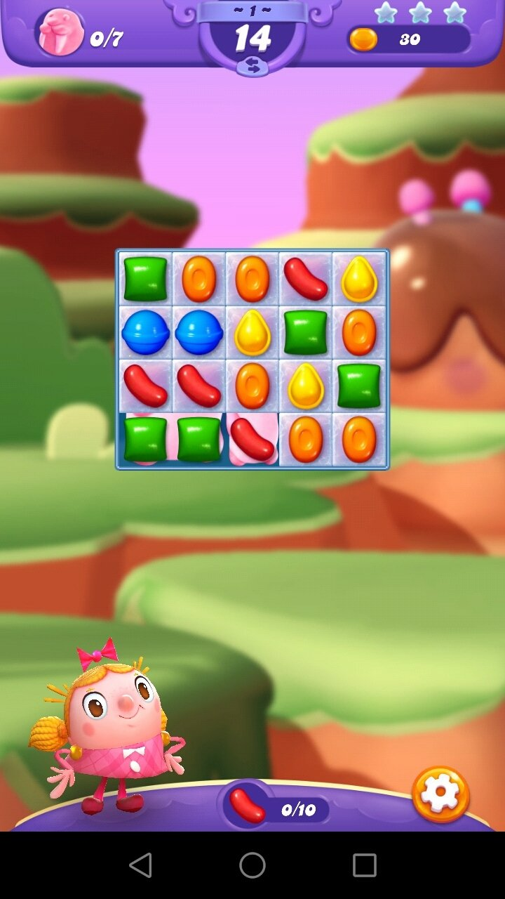Candy Crush Störung