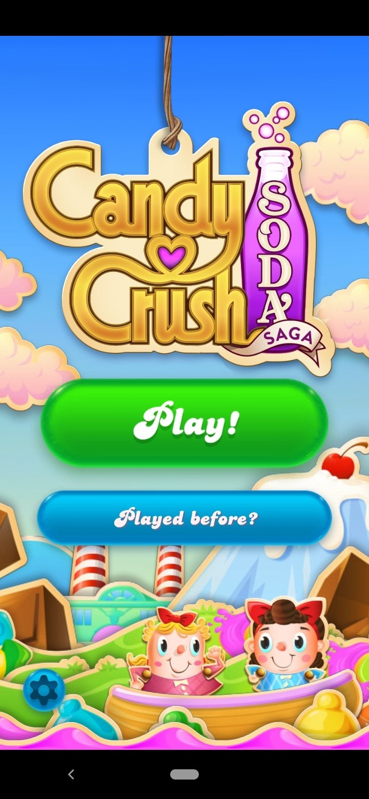 Start playing Candy Crush Saga today – a legendary puzzle game loved by millions of players around the world. With over a trillion levels played, this sweet match 3 puzzle game is one of the most popular mobile games of all time!