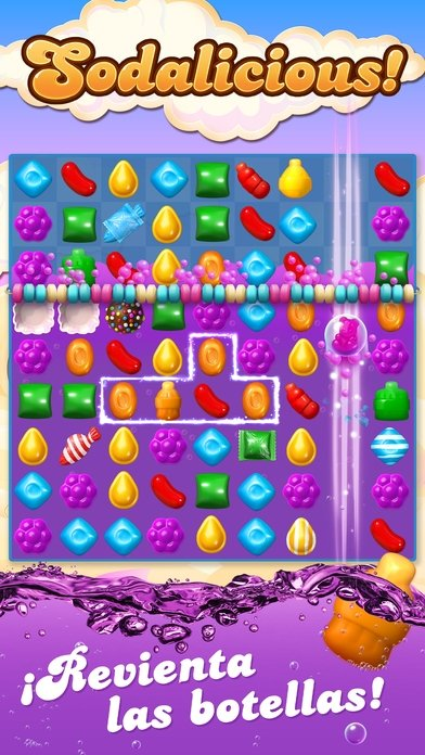 Candy Crush Soda Saga iPhone image 5