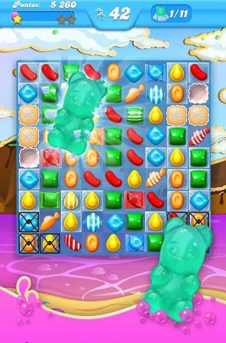 Candy Crush Soda Saga image 4