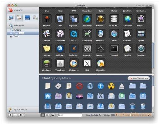CandyBar Mac image 4