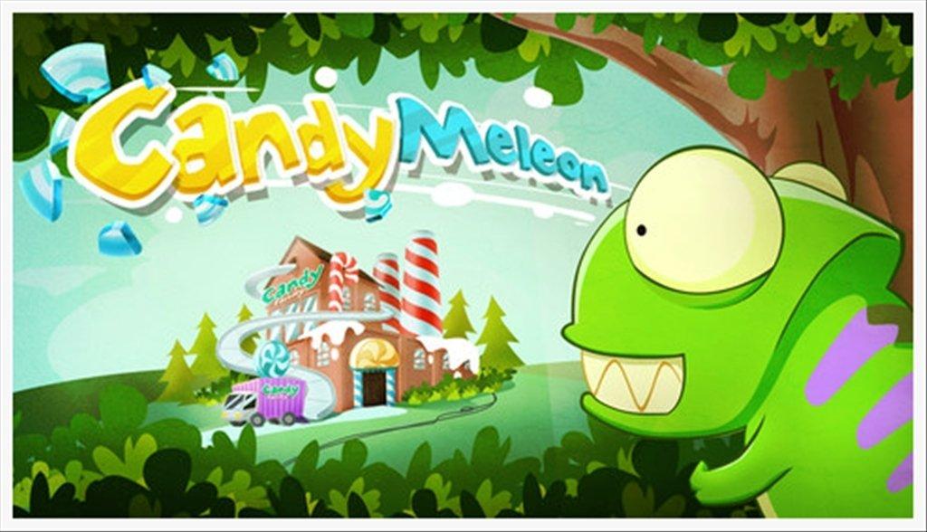 CandyMeleon iPhone image 5