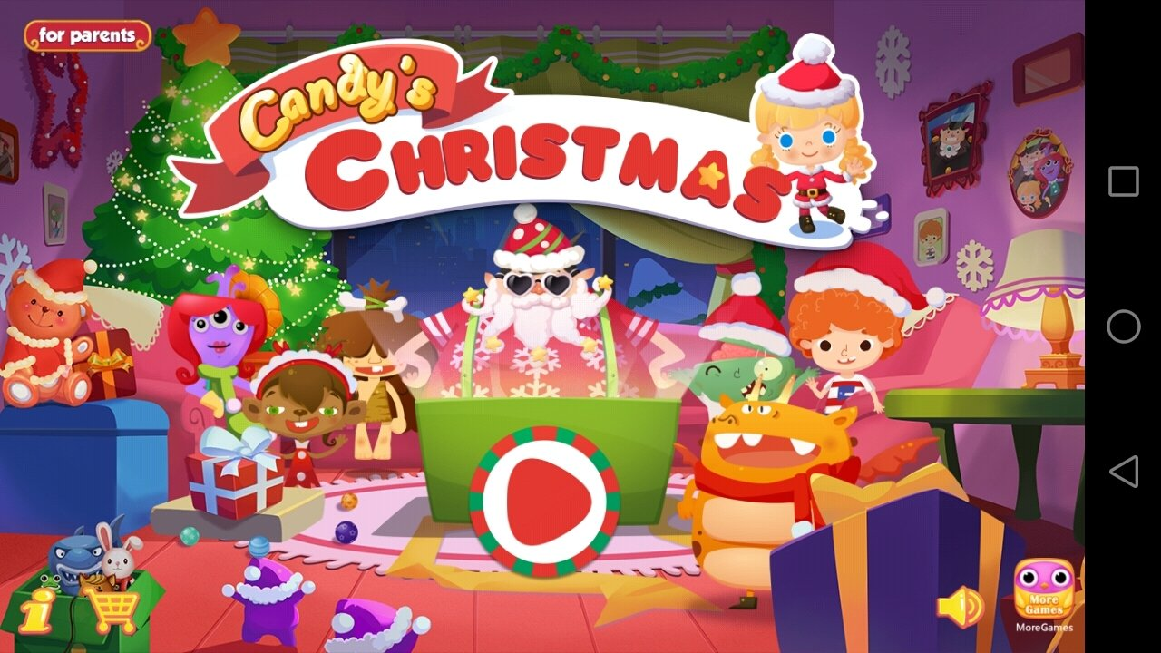 Candy's Christmas Android image 6