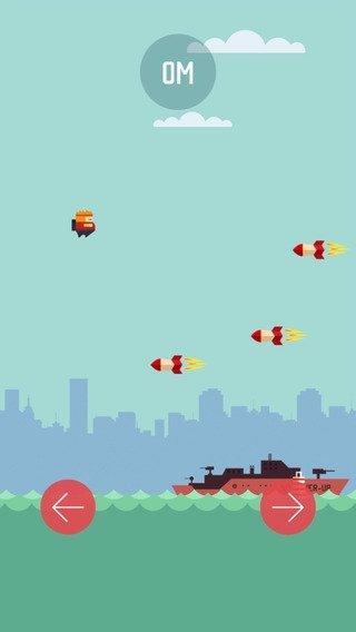 Captain Rocket iPhone image 5