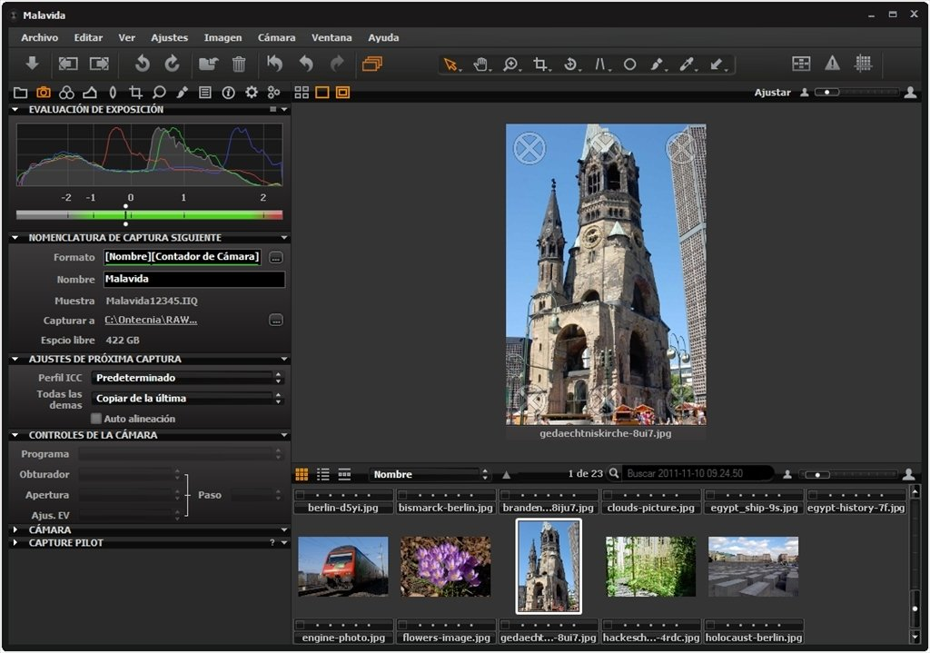 Capture one pro 9: download now completely reworked and improved.