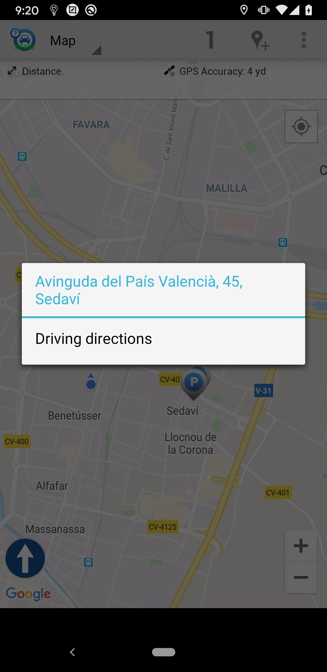 Car finder ar 3. 2. 5 download for android apk free.