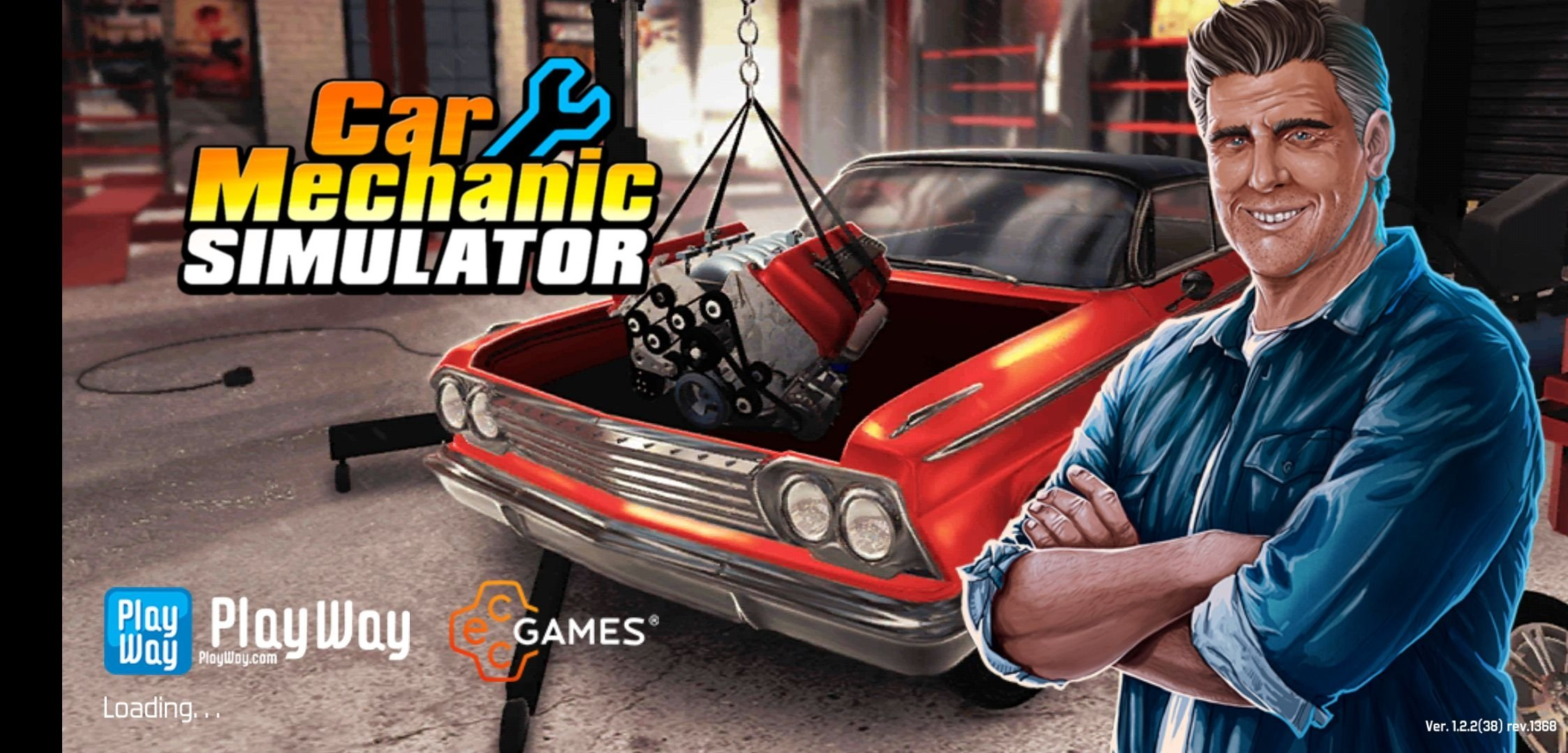 Car Mechanic Simulator >> Car Mechanic Simulator 18 1 2 2 Download For Android Apk