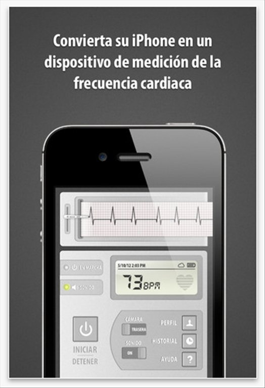 Cardiograph iPhone image 4