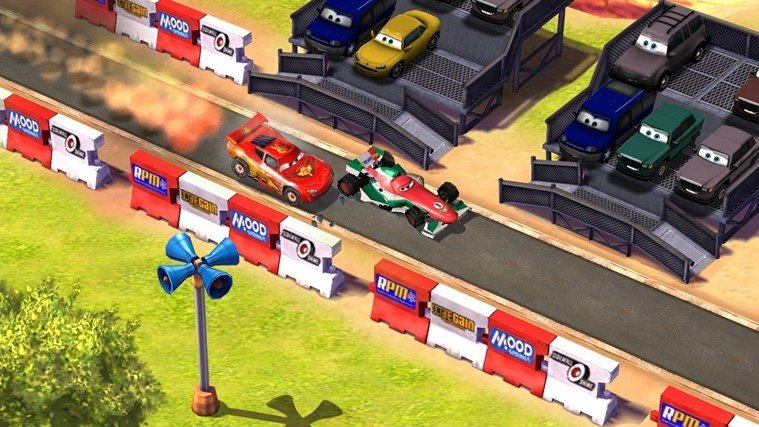 Cars : Rapide comme Flash! image 5