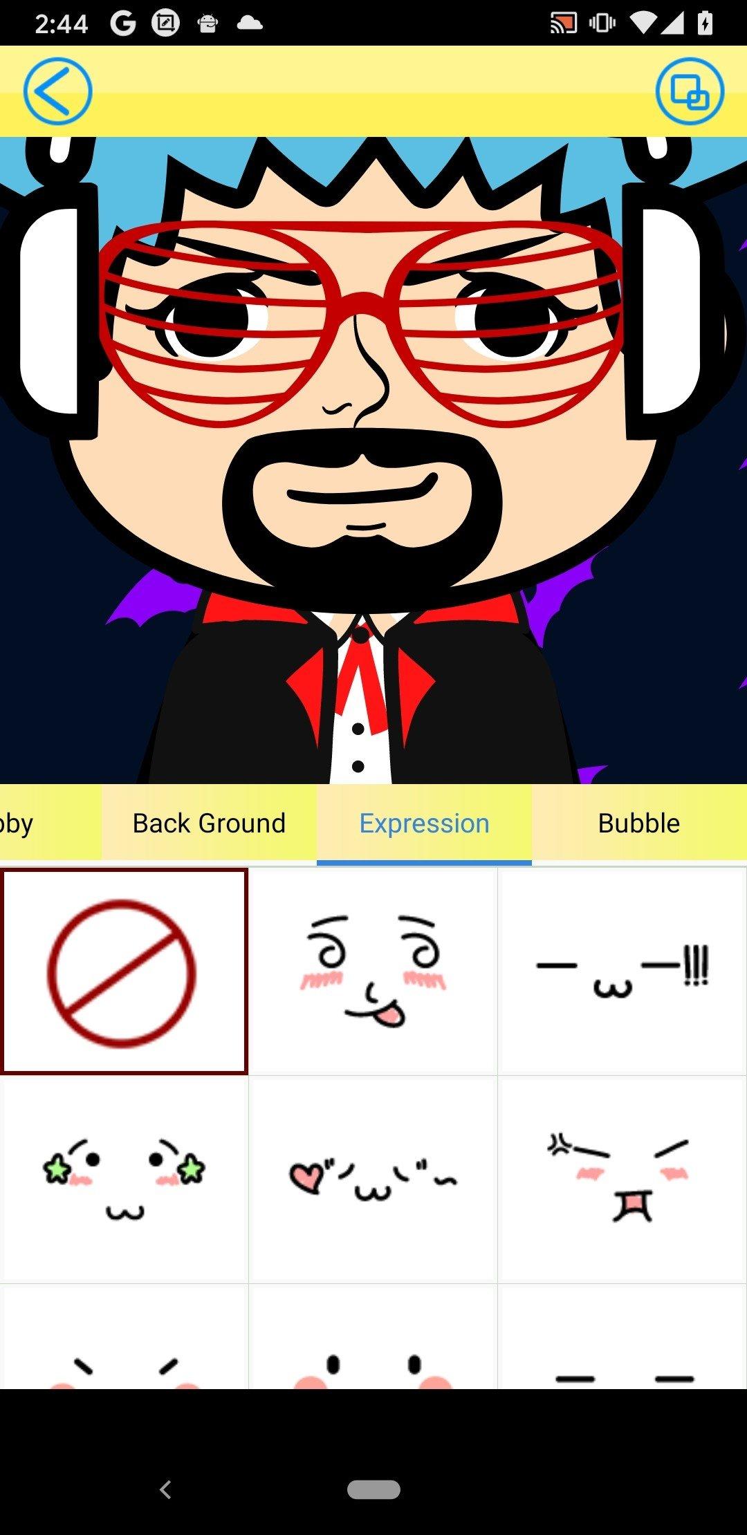 Cartoon Avatar Photo Maker Android image 6