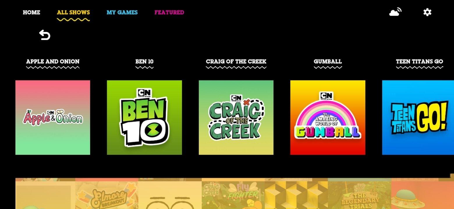 Cartoon Network Gamebox 1 1 29