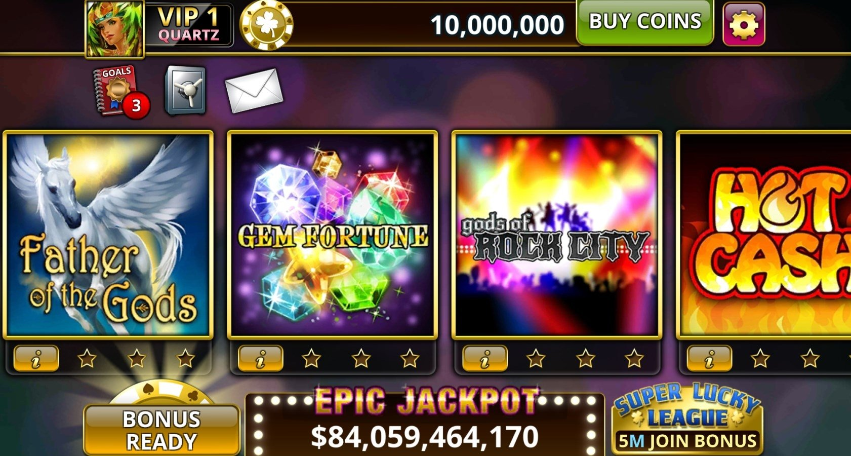 Cash Frenzy Casino 1 30 - Download for Android APK Free
