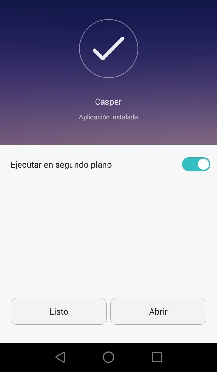 Casper 1 5 6 6 - Download for Android APK Free