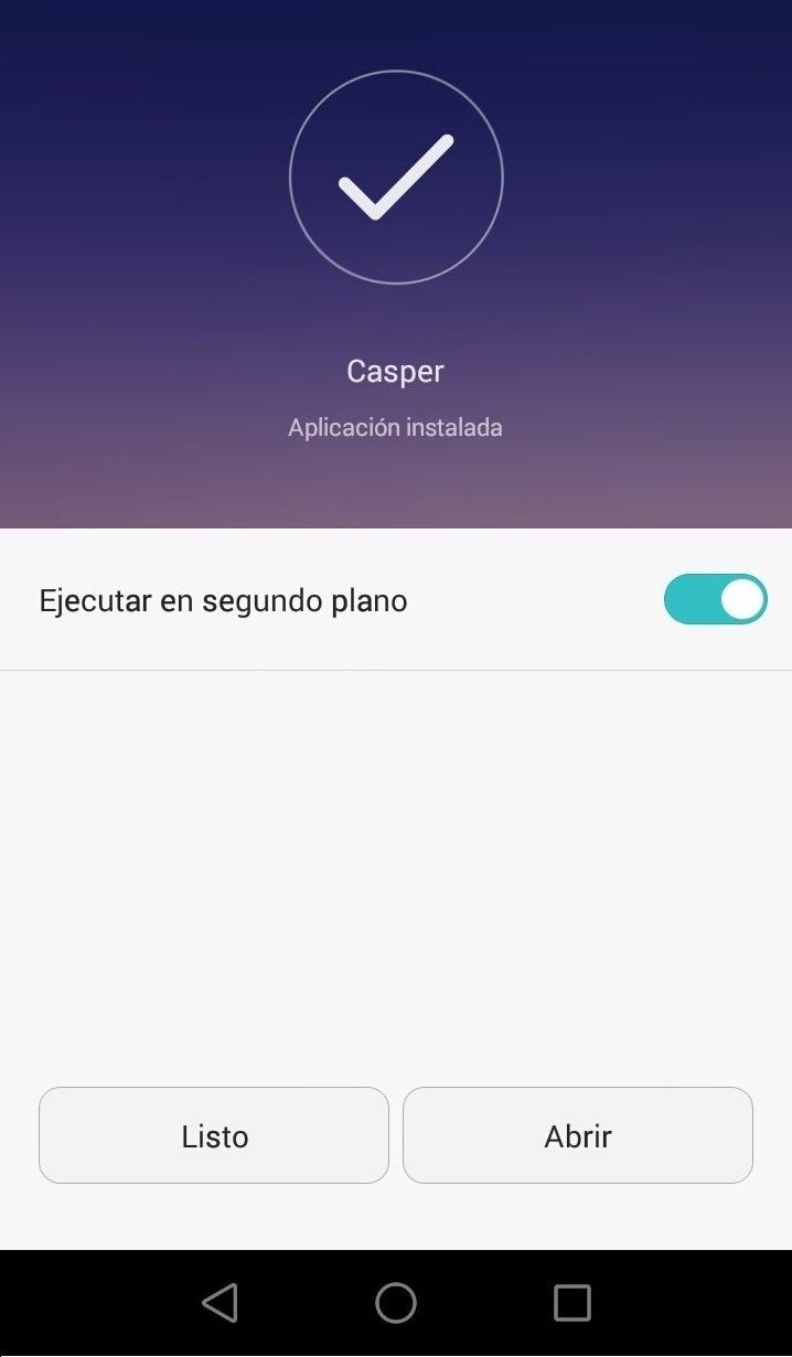 Casper Android image 6