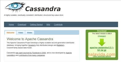 Cassandra Linux image 3
