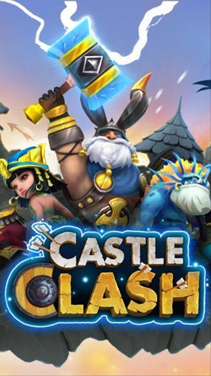 Clash de Châteaux : Castle Clash iPhone image 5